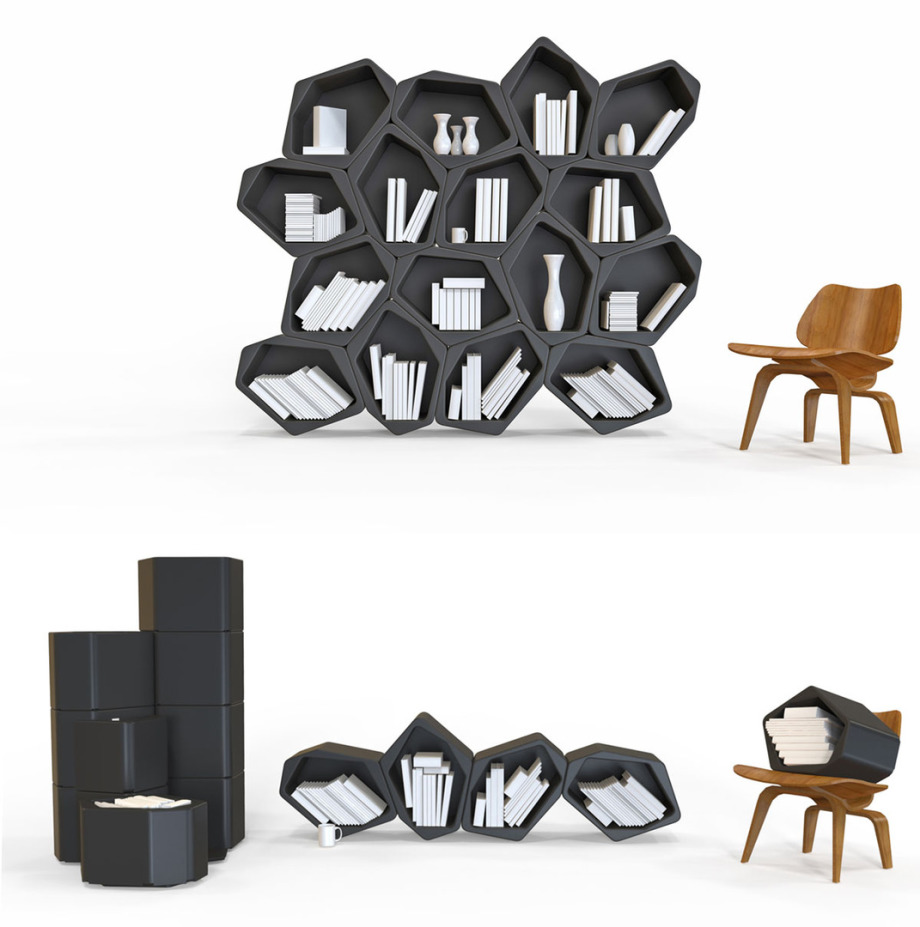 Build Modular Shelving System How It Works