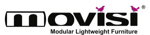 Movisi modular furniture, shelving, bookcases and floating shelves